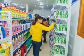 Cung cấp kệ siêu thị tại Dĩ An giá rẻ