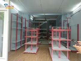 Phân phối giá kệ siêu thị tại Tiền Giang giá tốt, lắp đặt miễn phí