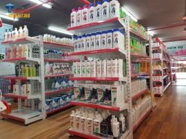 Địa chỉ cung cấp và lắp đặt kệ siêu thị tại Gia Lai uy tín