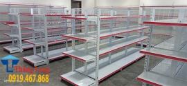 Dự án cung cấp kệ siêu thị tại CT13 Bộ Quốc Phòng