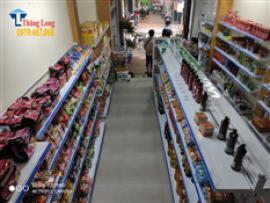 Tổng quan về kệ để hàng siêu thị Thăng Long