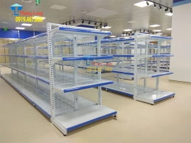 Tại sao nên mua giá kệ siêu thị Thăng Long?