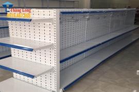 Những lý do nên sử dụng kệ siêu thị tôn đục lỗ