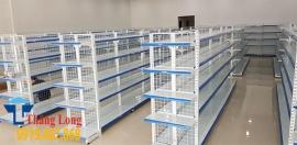Sản xuất cung cấp giá kệ siêu thị giá rẻ tại Yên Bái