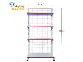 Kệ đơn siêu thị 120cm-70cm