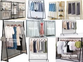 Xu hướng mua giá kệ thời trang cao cấp