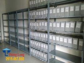 Kệ để hồ sơ tài liệu văn phòng tại Hà Nội