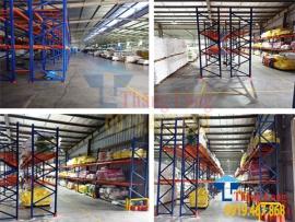 Dự án cung cấp kệ hàng nặng Selective cho nhà máy Thái Dương Corp