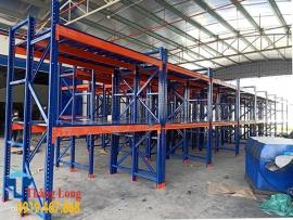 Dự án lắp đặt kệ hạng nặng khu công nghiệp Thuận Thành 2
