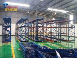 Dự án lắp đặt kê hàng trung tại Savico Megamall Long Biên Hà Nội