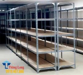 Những mẫu kệ sắt lắp ráp để hàng giá rẻ có sẵn tại Thăng Long