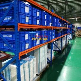 Thăng Long cung cấp kệ công nghiệp uy tín chất lượng