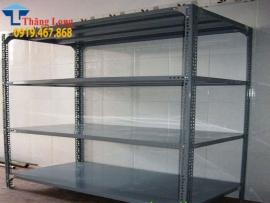 Thăng Long - địa chỉ cung cấp kệ sắt V lỗ huyện Cần Giờ chất lượng, giá rẻ