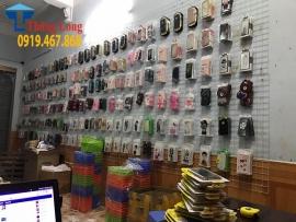 Lưới treo phụ kiện điện thoại