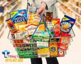 Giỏ đựng hàng siêu thị - tiện lợi cho mọi cửa hàng