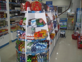 Những lợi ích tuyệt vời của giá kệ siêu thị