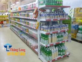 Tại sao nên sử dụng đầu kệ siêu thị cho cửa hàng