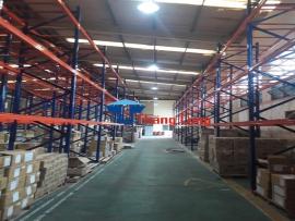 Dự án lắp đặt kệ chứa hàng nặng cho Công ty cổ phần dịch vụ hậu cần Boxme Việt Nam