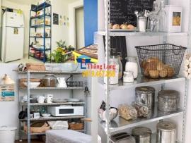 Kệ kho gia đình tối ưu không gian căn nhà của bạn