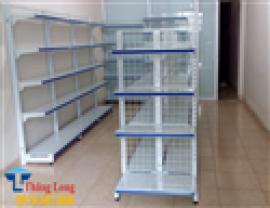 Ưu điểm tuyệt vời của giá kệ siêu thị Thăng Long
