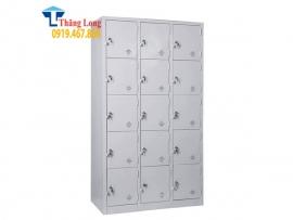 Tủ locker 15 cánh