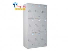 Tủ locker 9 cánh